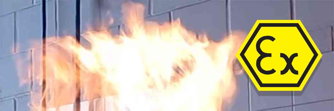 A prueba de explosion / ATEX
