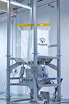 estaciones de descarga super sacos