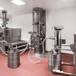 Volkmann pneumatic vacuum conveying system